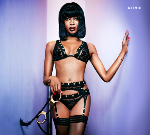Agent Provocateur SS15 Collection: Stevie
