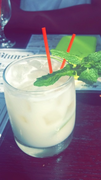 Blend on the Water Coconut Margarita