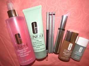 Clinique Summer Makeup Haul